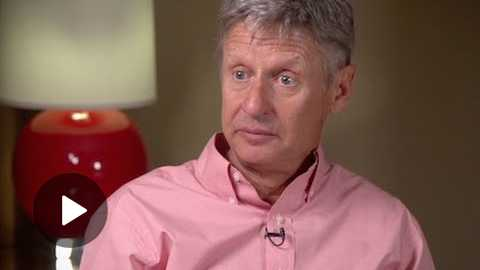 Trump Appeals to Racist Voters: Former Republican New Mexico Gov. Gary Johnson