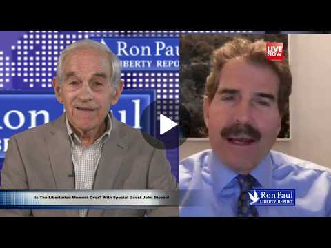 Is The Libertarian Moment Over? With Special Guest John Stossel