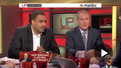 Peter Schiff vs. Clueless Liberals on MSNBC w/ Chris Hayes