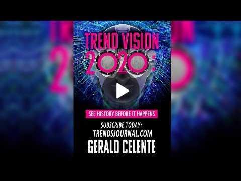 Gerald Celente Trend Vision 2020: Economic 9/11 on Pause