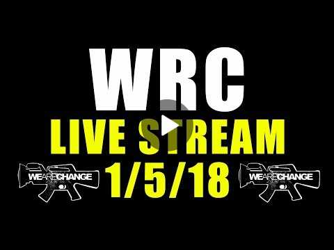 We Are Change Live Stream 01/05/18