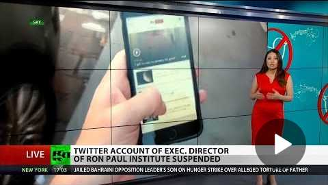 Twitter Suspensions Causing Outrage