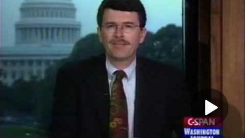 Gov. Gary Johnson on CSPAN 7/11/2000