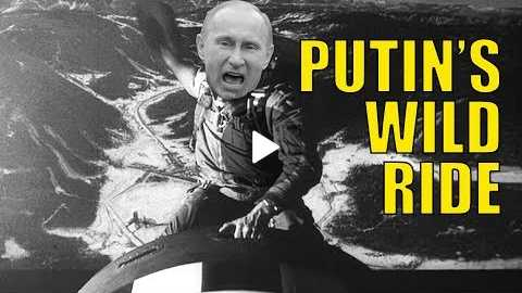 PUTIN GETS READY FOR THE BIG ONE!