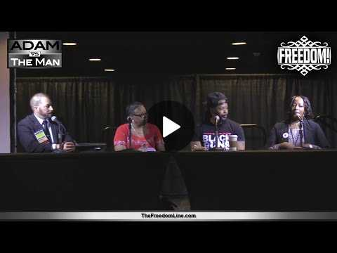 Black Community Outreach Panel at the 2018 LP Convention