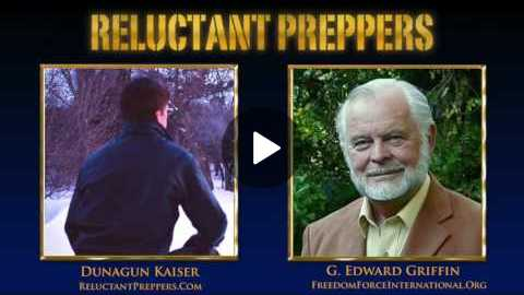 PREPARING TO REGULATE ALL HUMAN ACTIVITY (ENCORE) | G Edward Griffin