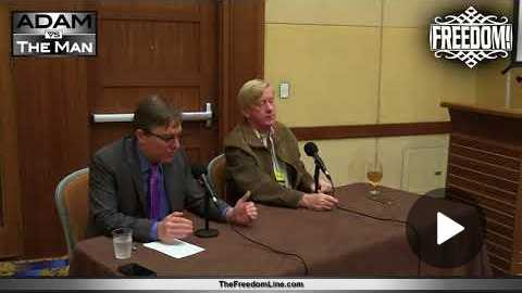 Bill Weld QA with Matt Welch at the California LP Convention