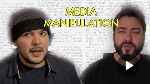 Deception For Power In Media Explained By Sargon Of Akkad, Tim Pool Luke Rudkowski
