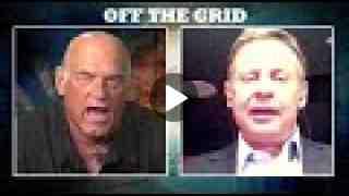 ai Gov Gary Johnson Goes #OffTheGrid