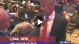 Libertarian Presidential Candidate Gov Gary Johnson
