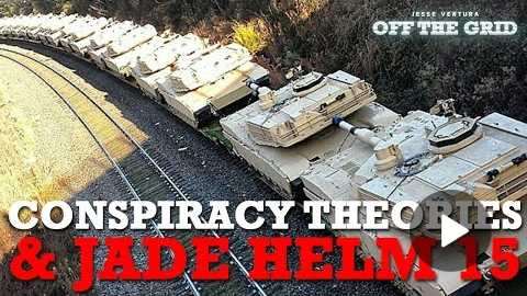 Jesse Ventura on Conspiracy Theories and Jade Helm 15 | Jesse Ventura Off The Grid Ora TV
