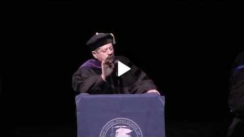 Judge Andrew Napolitano Commencement Address (May 13, 2017)