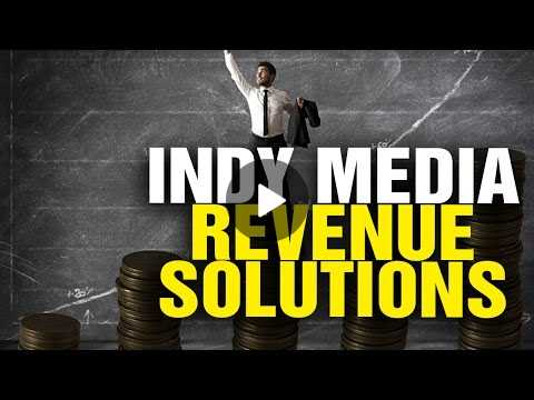 How Indy Media Publishers can RESTORE REVENUES