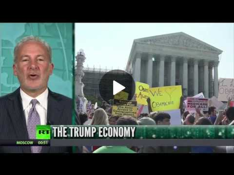 Peter Schiff Very Skeptical About Repealing Obamacare